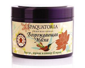 мумие для лица Spaquatoria