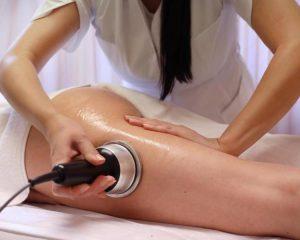Аппаратный ультразвуковой массаж