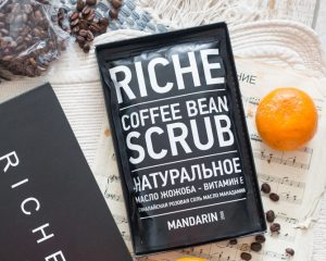 Кофейный скраб riche