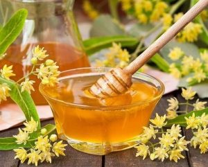 Мед и липа