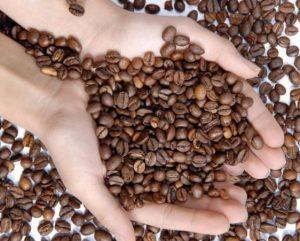 Кофе для домашнего скраба