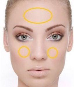 Нормальный тип кожи лица