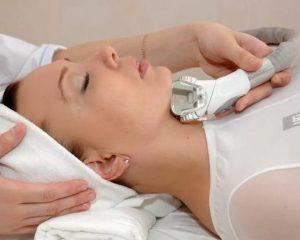 LPG-массаж подбородка