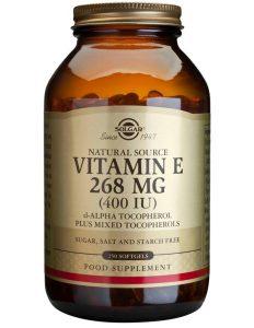 Солгар Витамин E