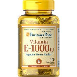 Витамин Е Puritan's Pride
