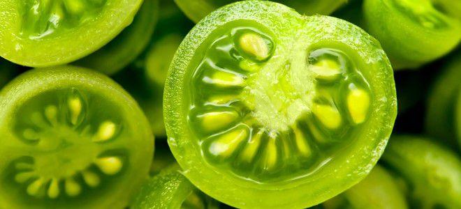 варикоз зеленые помидоры