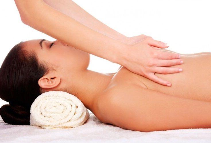увеличение грудных желез массажем