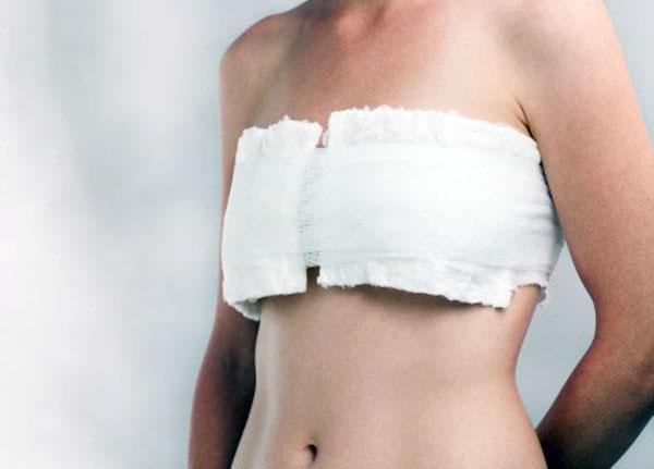 повязка на груди