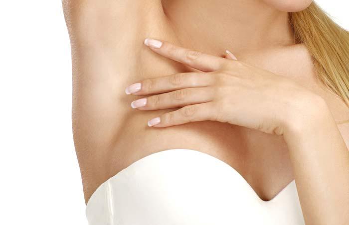руки вверх после маммопластики