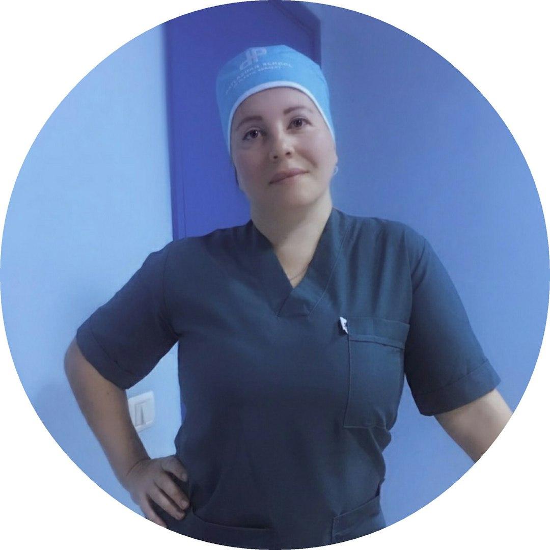Пластический хирург Эльза Бородина