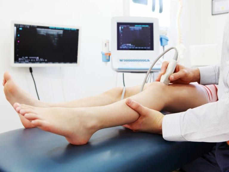 дуплексное сканирование вен нижних конечностей