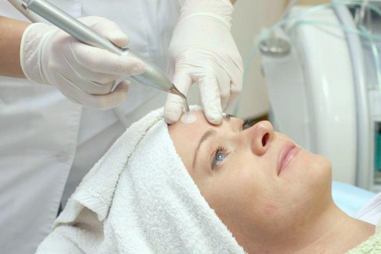 Проведение кислородной мезотерапии