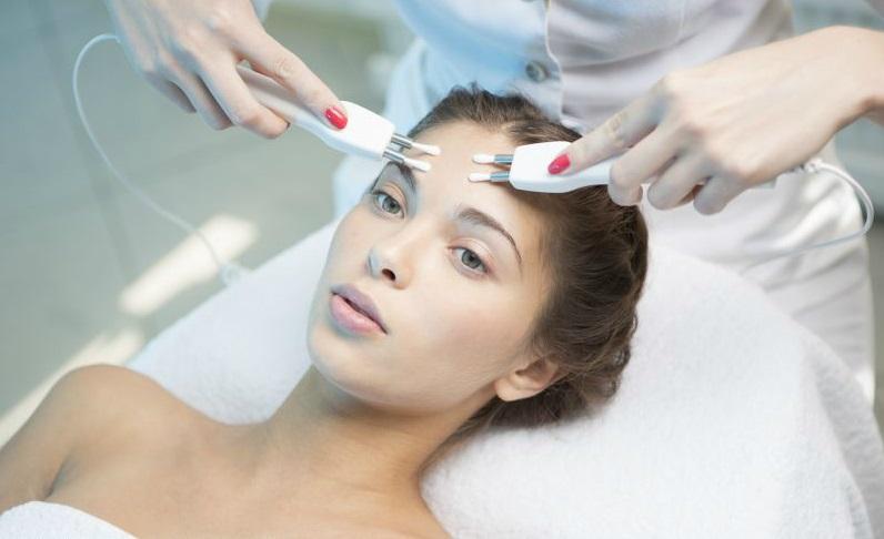 Микротоки длялица: проведение процедуры