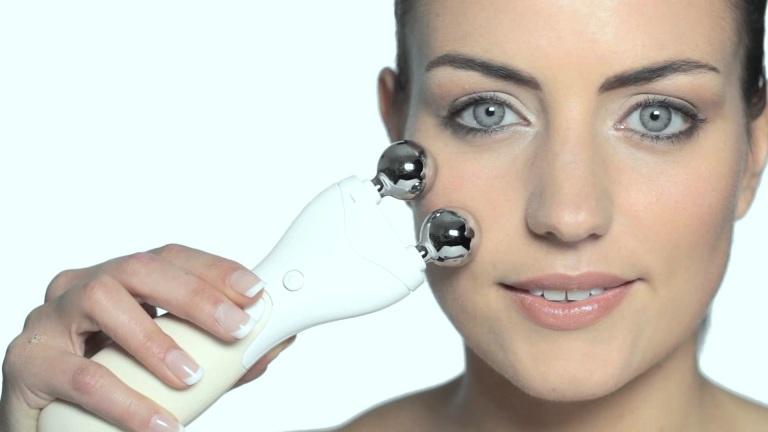 домашний миостимулятор для лица