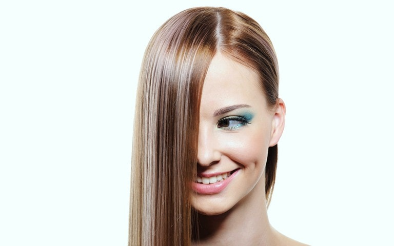 Эффект от филлеров для волос