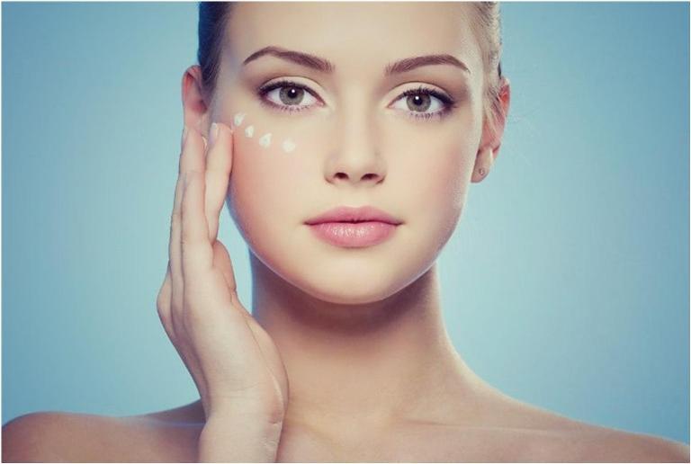 Нанесение нано ботокса на лицо
