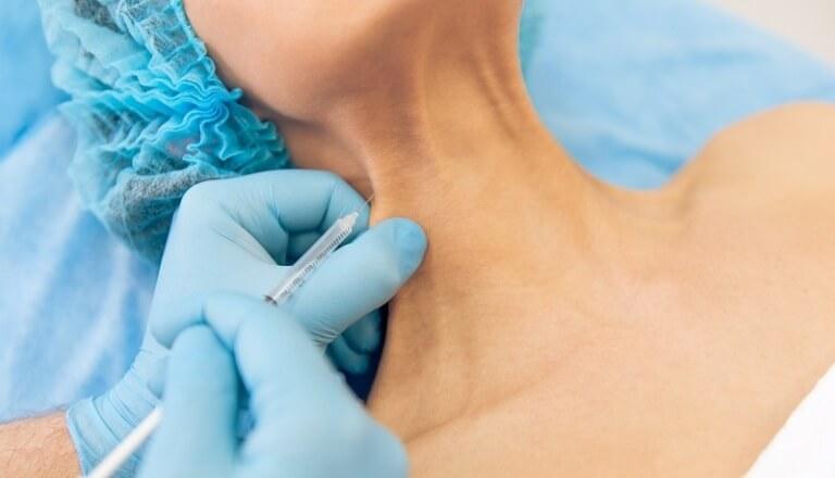 Мезотерапия для подтяжки шеи