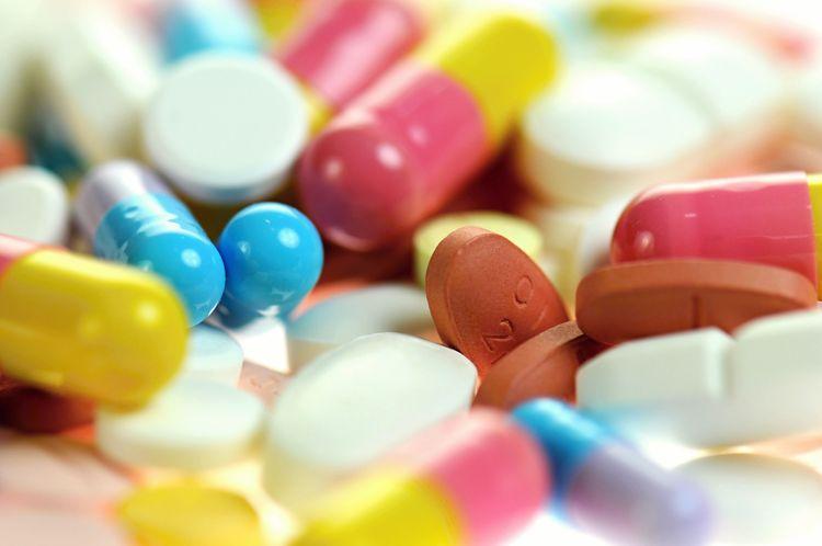 пероральные таблетки