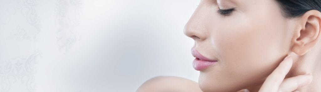девушка после липофилинга губ