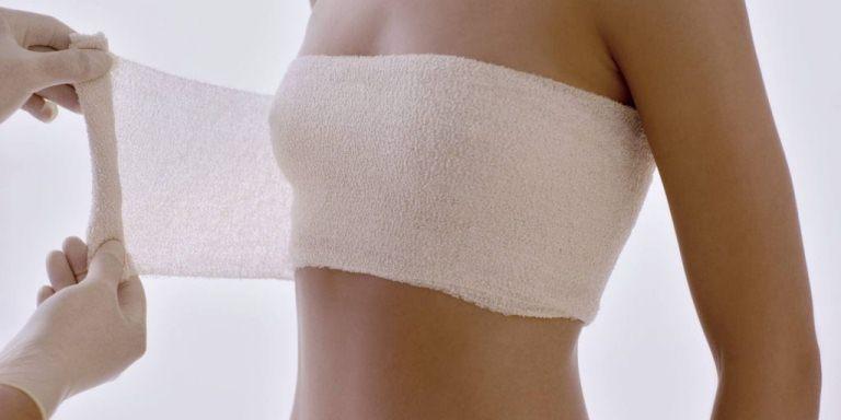 Восстановление после удаления груди