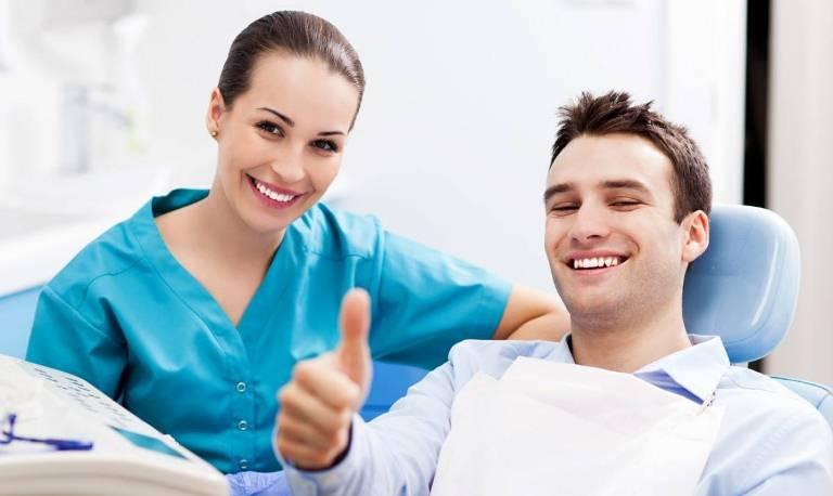 Счастливый пациент