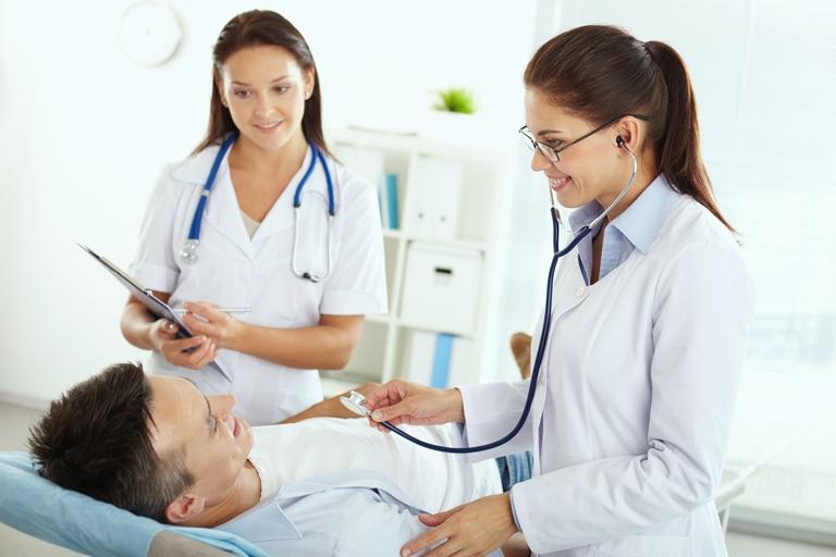 Обслуживание пациента