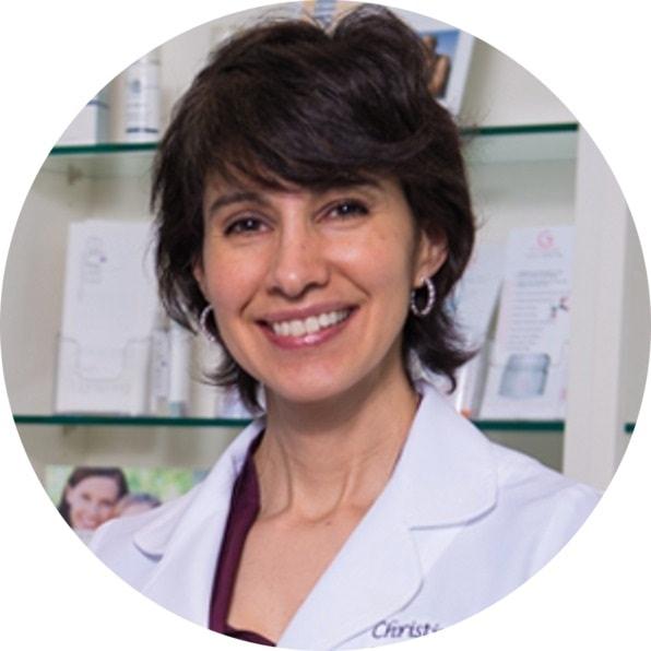 Кристина Стейл, врач-дерматолог-min