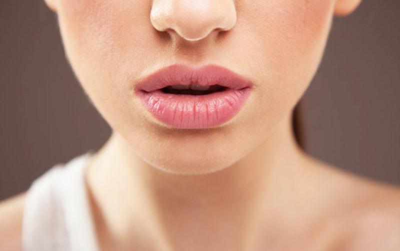 Красивые губы