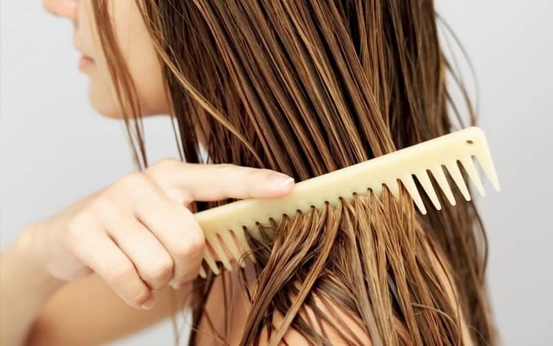 Нанесение Ботокса для волос Иноар