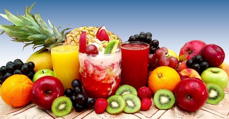 полезные фрукты при куперозе на носу