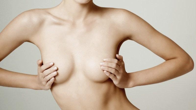 маленькие формы груди