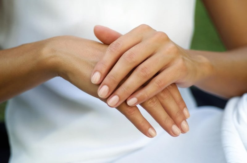 руки женские