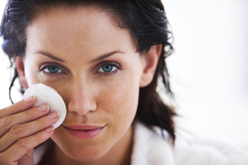 Очищение кожи глицерином