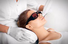 Лазерная эпиляция на лице и положительные отзывы