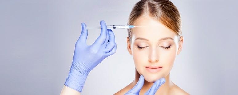 Введение препарата с гиалуроновой кислотой