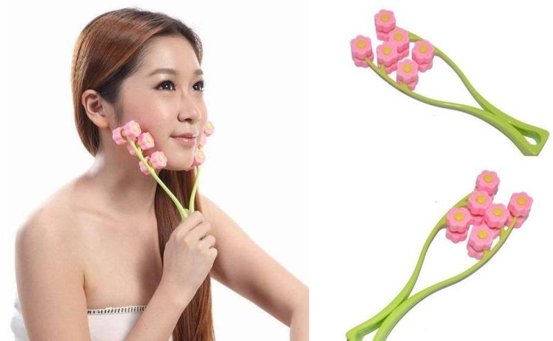 тренажер для лица Flower Face Up
