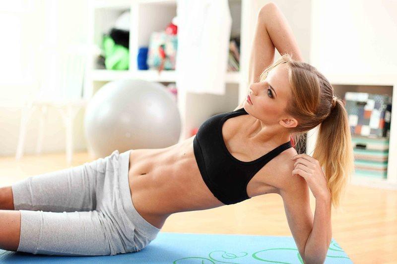 Фартук на животе: как убрать упражнениями