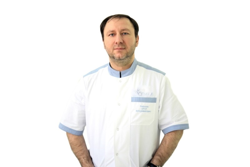 Артур Владимирович Рыбакин