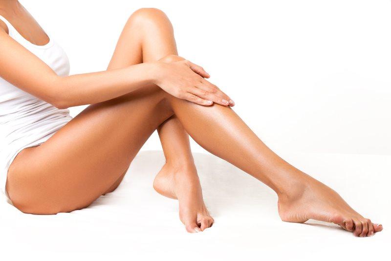 Красивые ноги у женщины