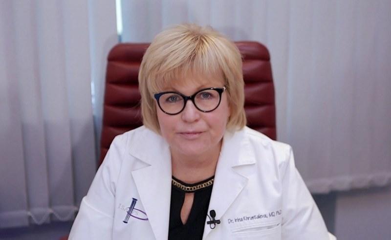 Ирина Эдуардовна Хрусталева