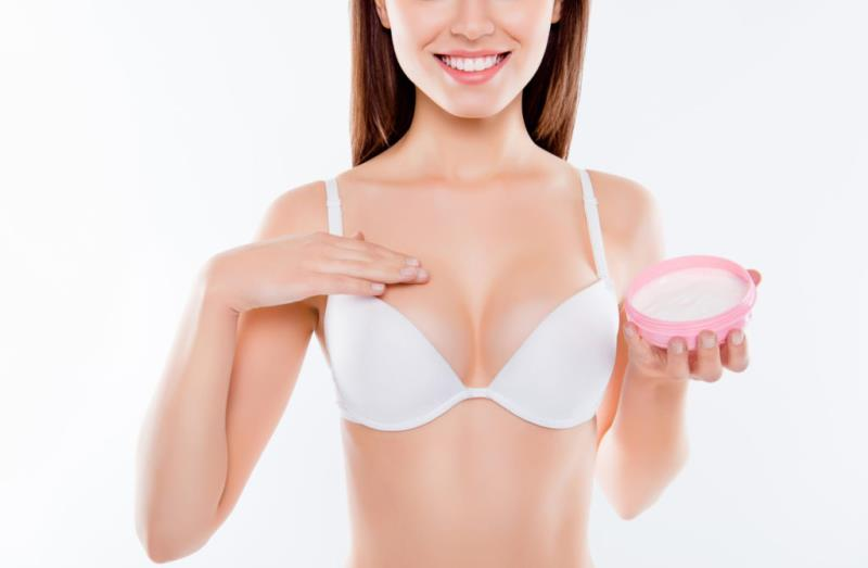 Похудела сохранила размер груди