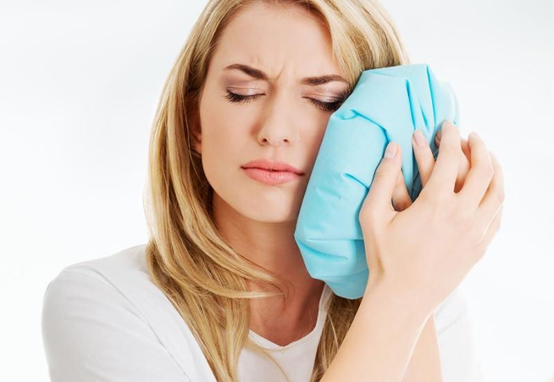 Как снять отек с лица быстро компрессом