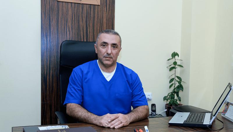 Торосян Ашот Гарушевич