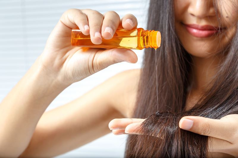 Как отрастить длинные волосы с помощью масел