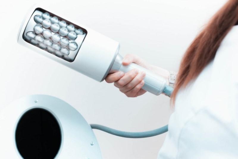 Аппарат для эндосфера-терапии