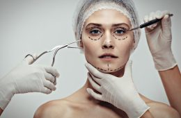 Подготовка к пластике лица