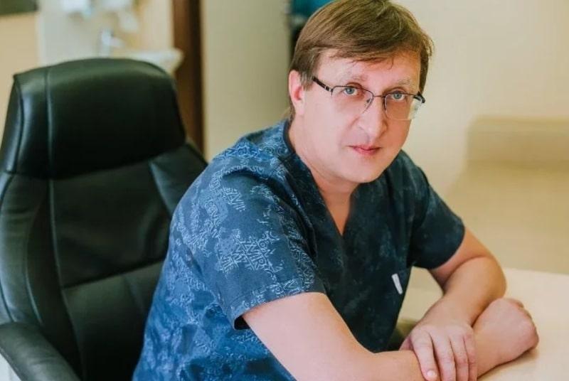 Михайлов Олег Михайлович