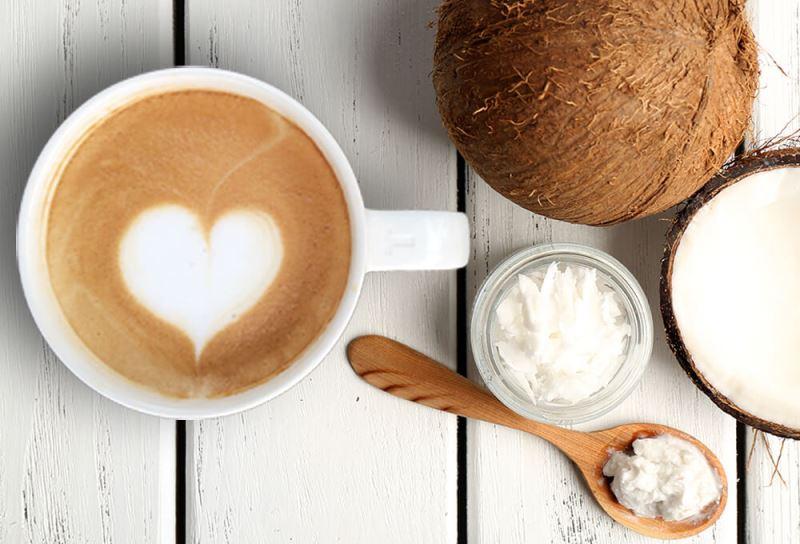 Кокос и кофе