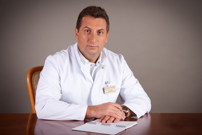Пластический хирург Якимец
