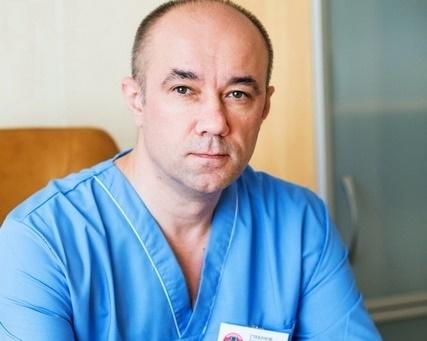 Стребунов Сергей Степанович